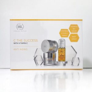 Holy Land Skin Care C The Success Anti Aging Kit