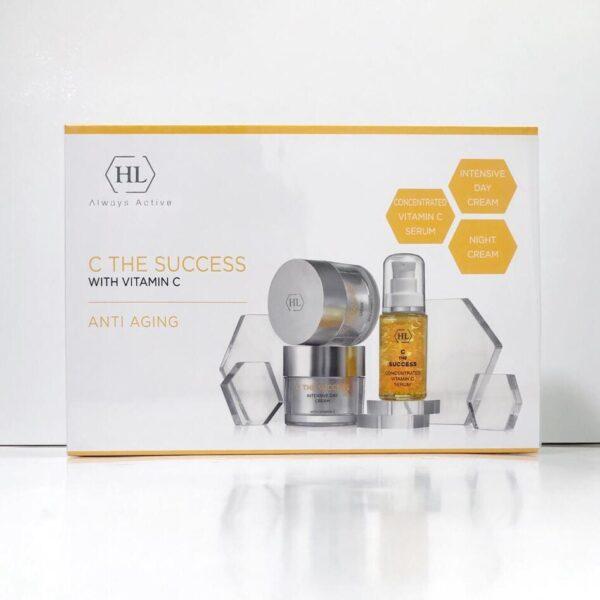 Holy Land Skin Care C The Success Anti Aging Kit