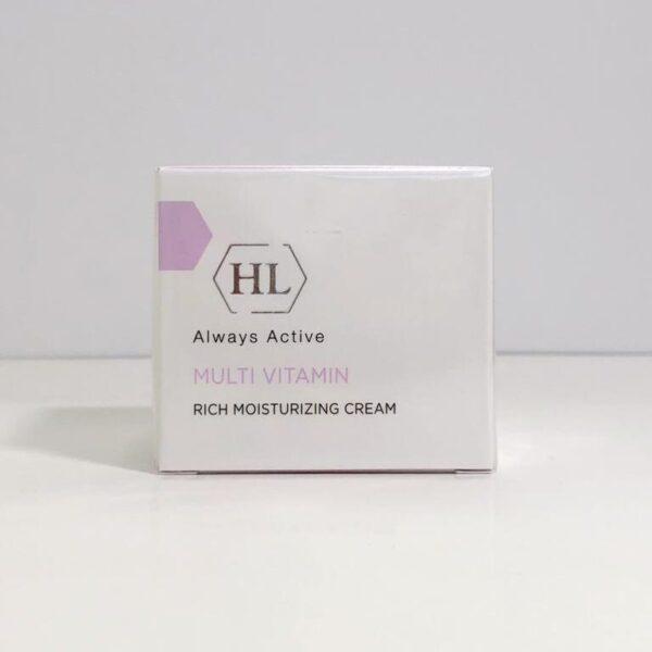 Holy Land Multi Vitamin - Rich Moisturizing Cream 50ml